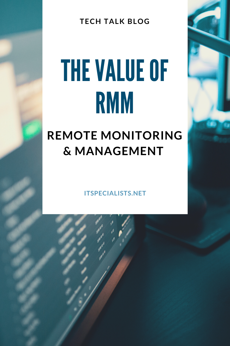 The Value of RMM