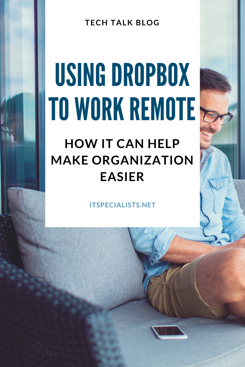 Using Dropbox to Work Remote